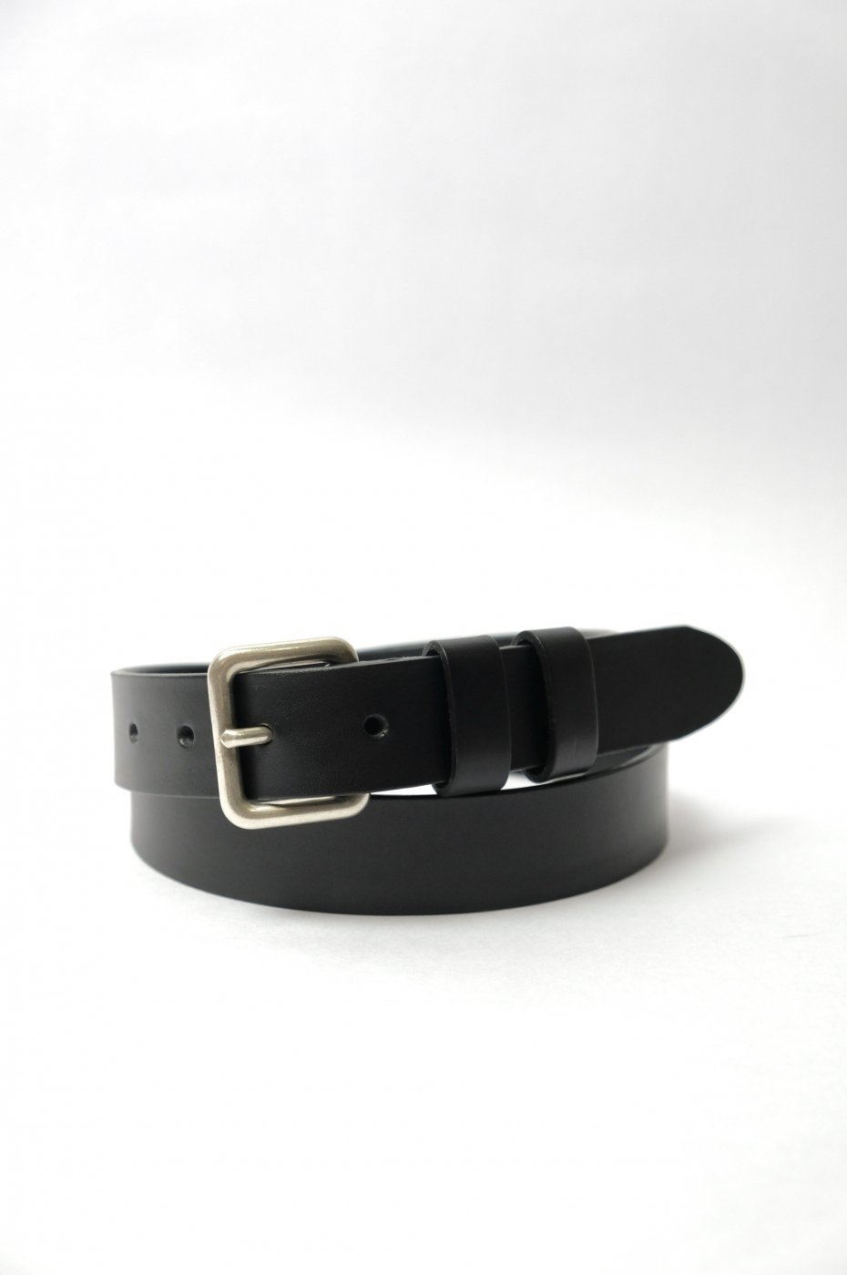 Le Sellier ル・セリエ -BELT-BLACK