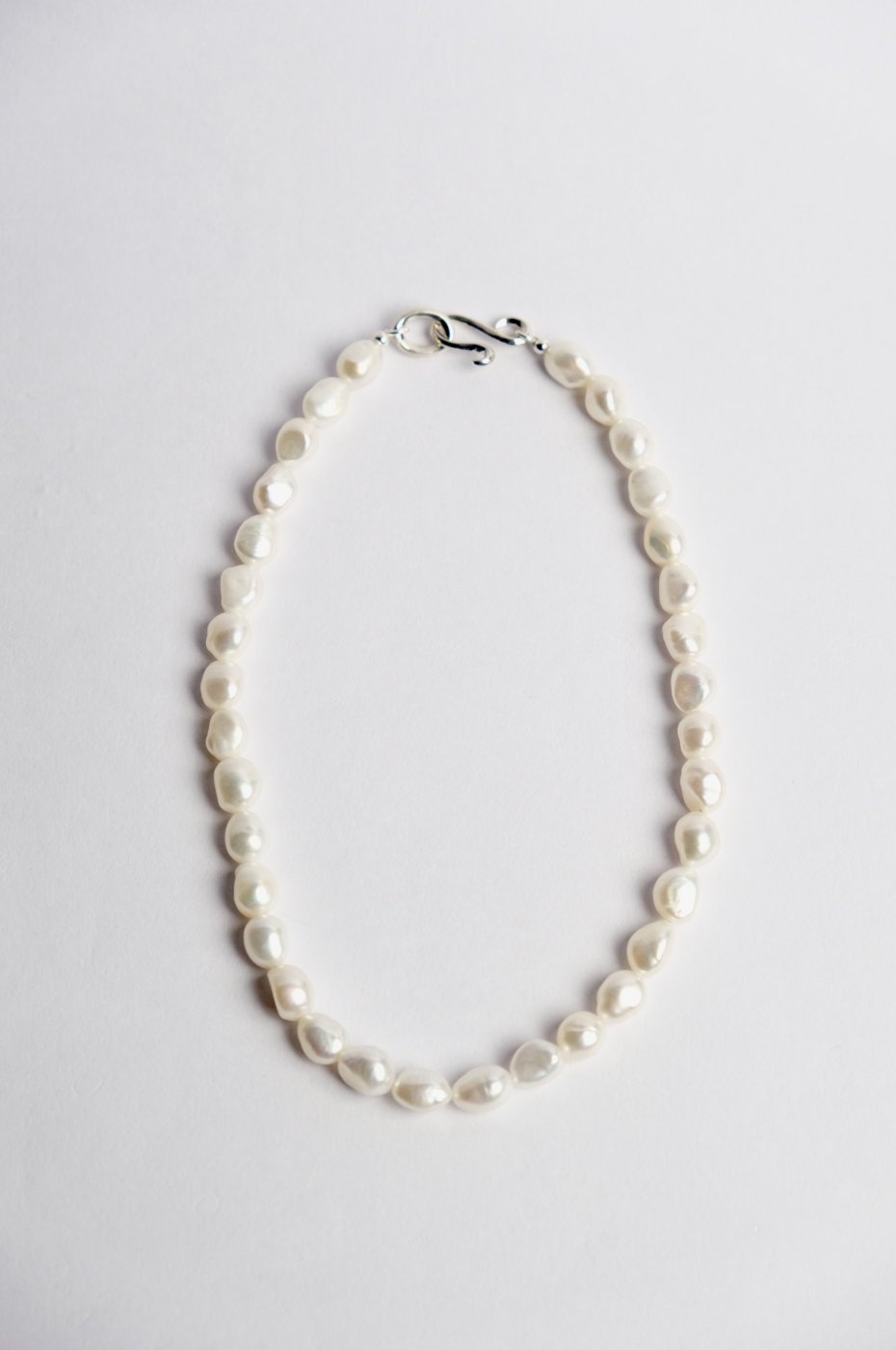 R.ALAGAN -CLASSIC PEARL NECKLACE