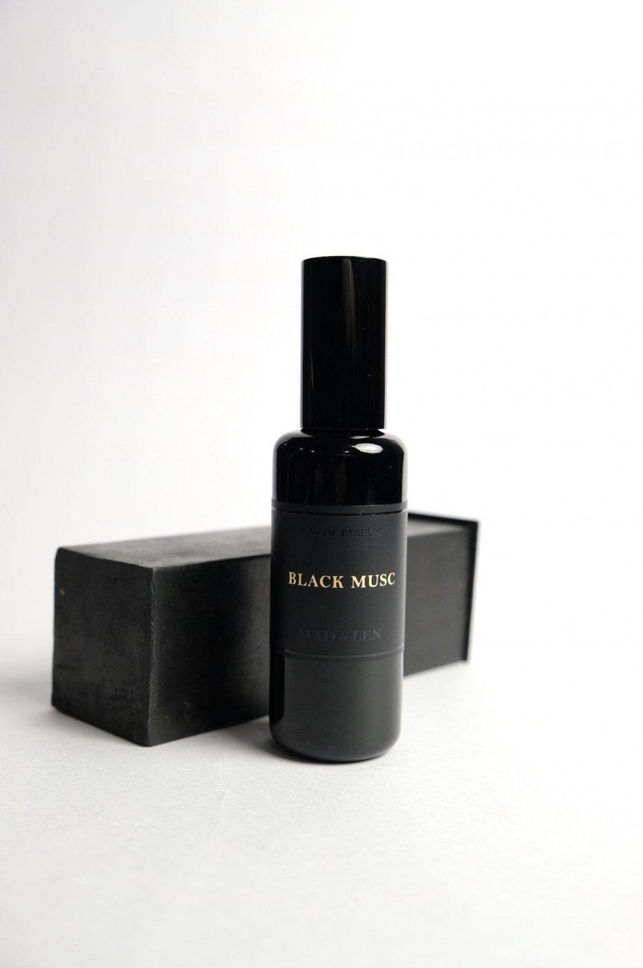 MAD et LEN マドエレン-EAU DE PARFUME 50ml (PARFUM MIST) パルファンミスト-BLACK MUSC(ブラックムスク)