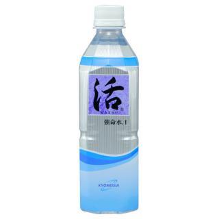 「活」強命水.1 ( 500ml,純水)