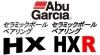 機種別 アブガルシア セラミックベアリングHX&HXR