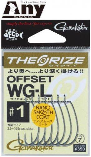 がまかつ セオライズ オフセット WG-L