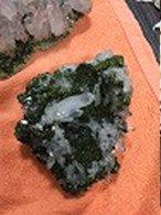 エピドット(緑簾石) 水晶 C-363