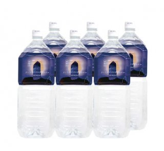 【初回特別価格】神能水 1ケース(2リットル×6本セット)