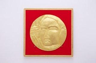 【残り12枚】百尊のリーダー<聖徳太子純金メダル>発売