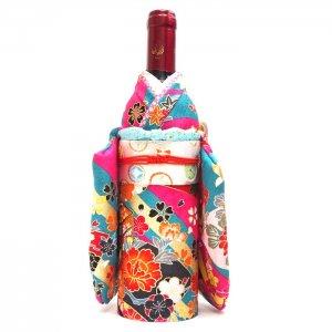 京・晴つつみ 振袖ボトル着物:2<br>【受注生産】