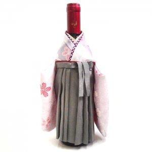 京・春つつみ 卒業袴ボトル着物:2<br>【受注生産】