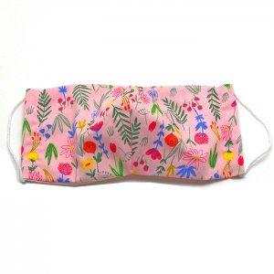 洗える布マスク・野花