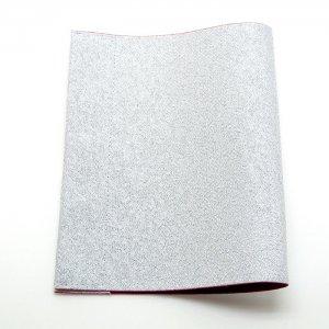 抗菌・抗ウイルス素材使用  マスクケース「マスくるん」   白銀