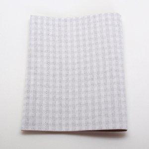 抗菌・抗ウイルス素材使用  マスクケース「マスくるん」   白スクエア
