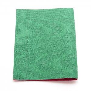抗菌・抗ウイルス素材使用  マスクケース「マスくるん」   森描 / 緑