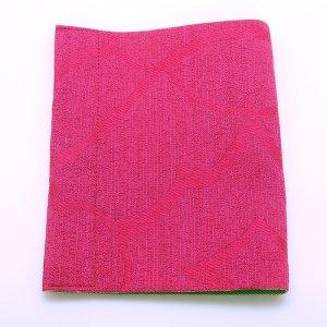 抗菌・抗ウイルス素材使用  マスクケース「マスくるん」   桃模様
