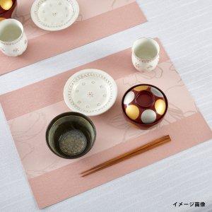 ランチョンマット  パッチワーク / 桜色