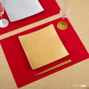 ランチョンマット  ナイアガラ / 赤
