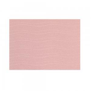 ランチョンマット  波縞 / 桜色