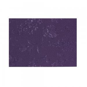 ランチョンマット  ブーケ / 紫