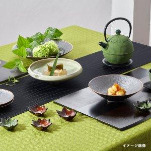 光田愛セレクト  テーブルクロス  ハウンドトゥース / 抹茶  2021 新作