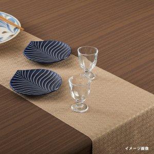 テーブルランナー  ハウンドトゥース / ゴールド
