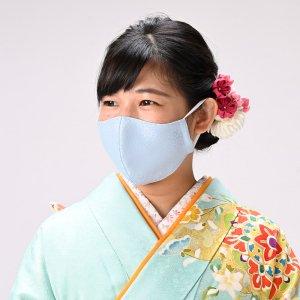 卒業式・入学式に  フォーマルマスク・小桜  5カラー / フリーサイズ