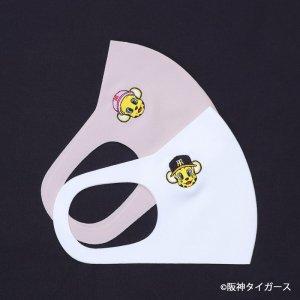 【阪神タイガース承認】  刺繍入りマウスカバー  トラッキー / ラッキー