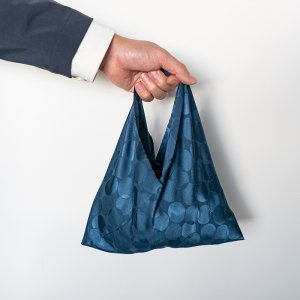 Chief de Bag  (チーフ・デ・バッグ)  サークル/ネイビー