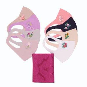 【送料無料】 母の日限定  マスク8枚、マスくるんセット