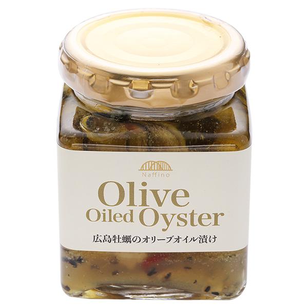 広島産牡蠣のオイル漬け(小)