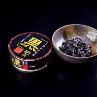「黒」納豆