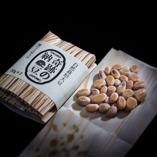 奇跡の納豆 鶴の子大粒大豆