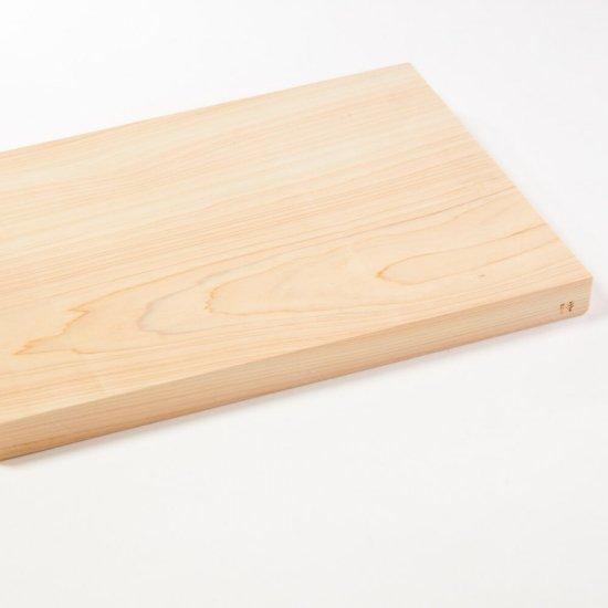 木のまな板(中)(ひのき)(20×40×3cm)