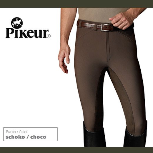Pikeur - 尻革メンズキュロット