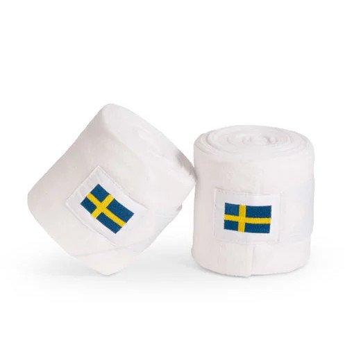 EQUESTRIAN STOCKHOLM 肢巻 - Swedish White
