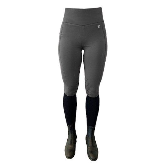 Equestrian Stockholm - Leggings Dressage Grey