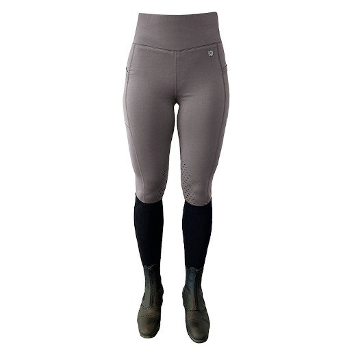 Equestrian Stockholm - Leggings Dressage Mocca