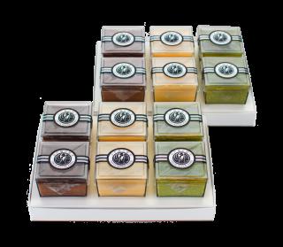 プレーン2・チョコ2・抹茶2   計6個入×2箱【ギフト袋2枚とラッピングリボン付き】