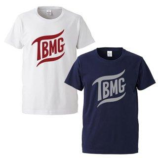 TBMGロゴTシャツ