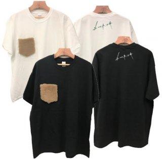 毛ポッケTシャツ