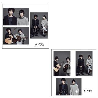 菅原卓郎×内澤崇仁ポストカード(3枚セット)