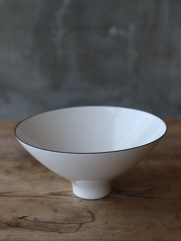 琺瑯ボウル お茶碗型