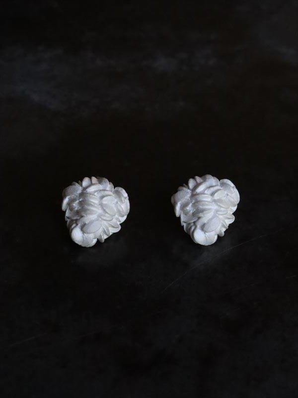 "Ryui Scale earrings ""jaggy"" M ピアス"