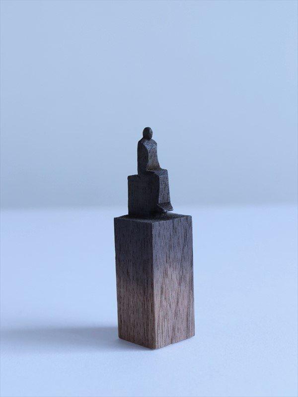オレクトロニカ wood figure T