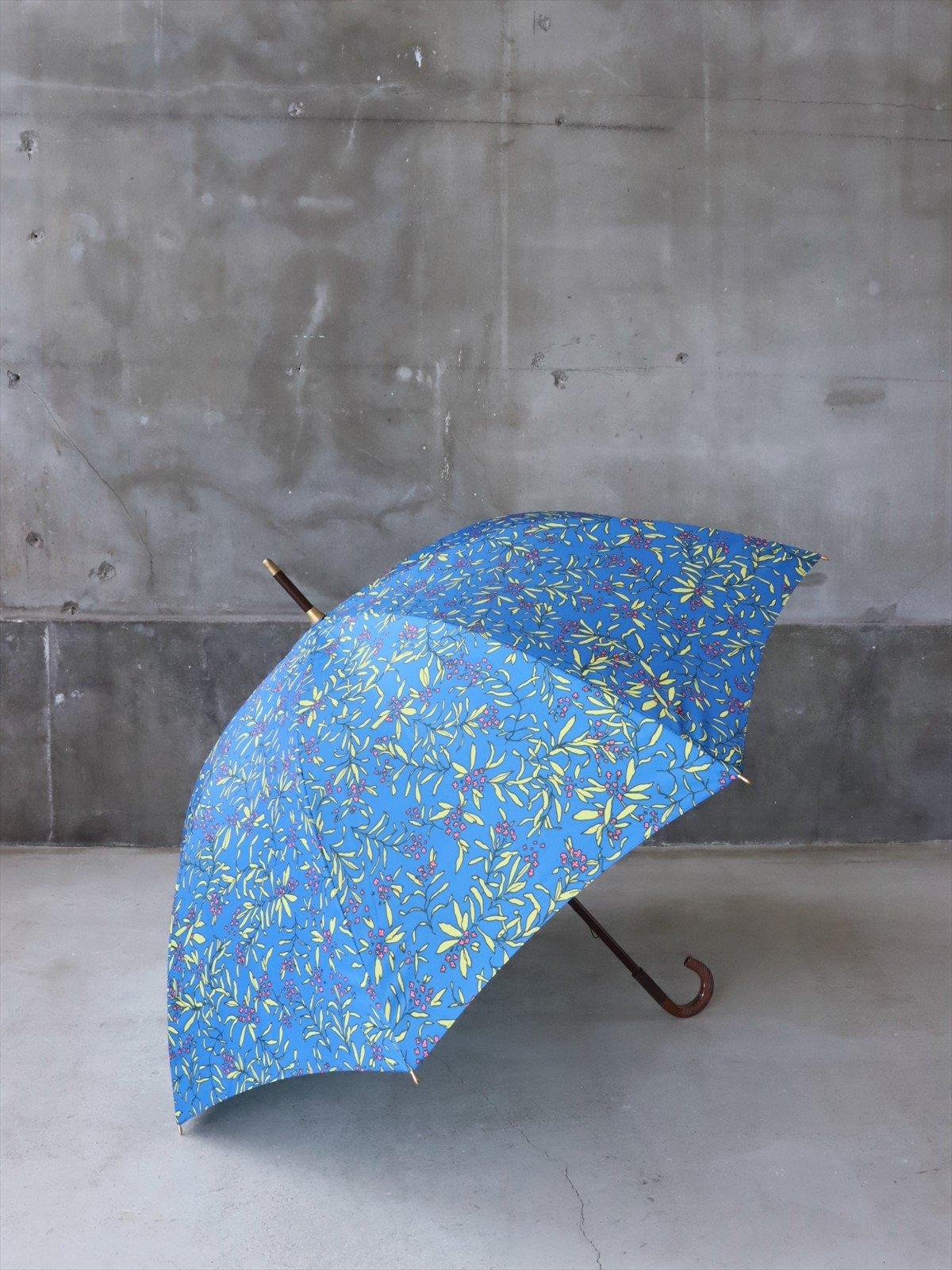 イイダ傘店 雨傘 オリーブ