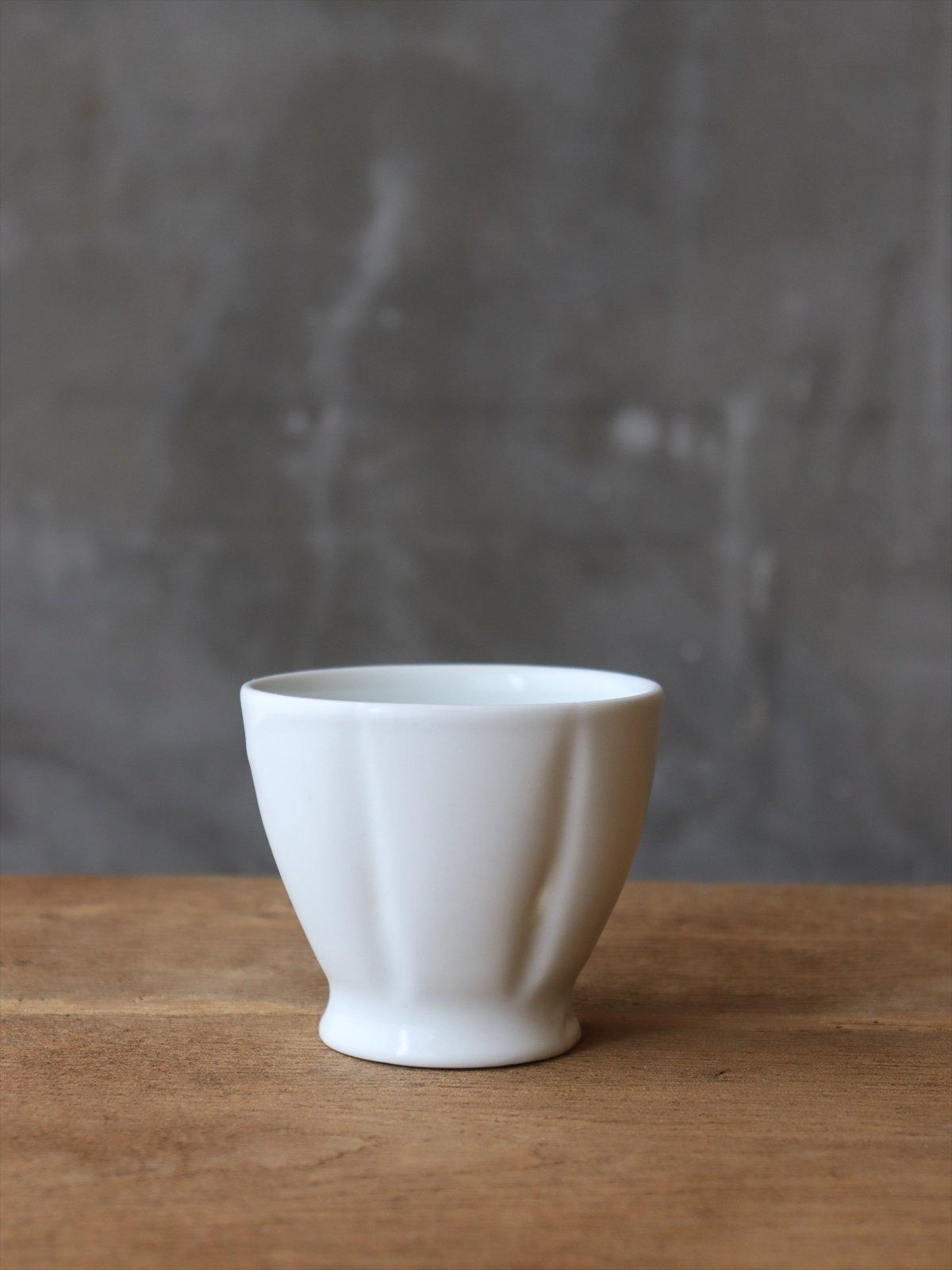 亀田大介  白磁フリーカップ