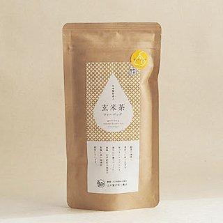 玄米茶ティーバッグ(紐付2.5g×10)