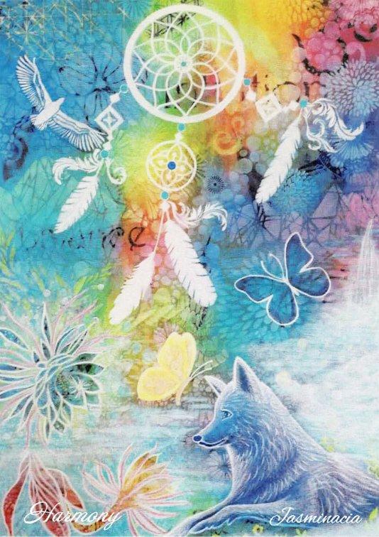 Jasminacia Healing Art  【 Hermony 】