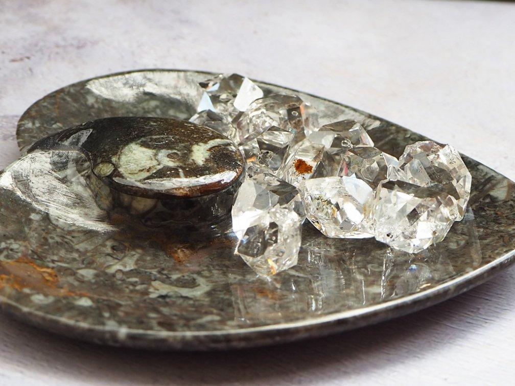 ハーキマーダイアモンド