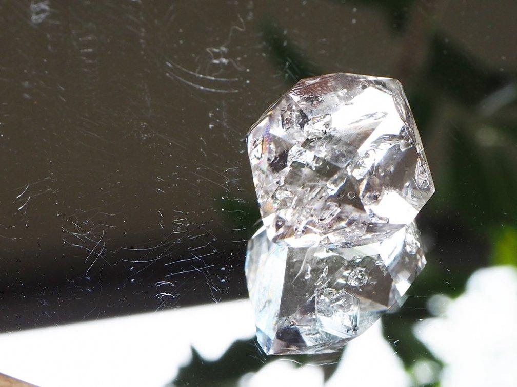 ハーキマーダイアモンド  高品質  【D】