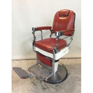 RB-053-16 クラサワ製 理容椅子 昇降可能 (HB)