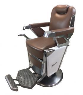 RB-058-16 タカラベルモント製 理容椅子 57号{シート張替え込み} 在庫1 (HB