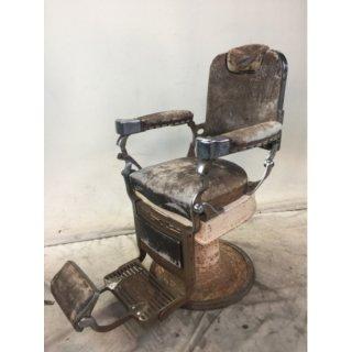 RB-059-10再生品 クラサワ製 理容椅子  在庫数 1(HB